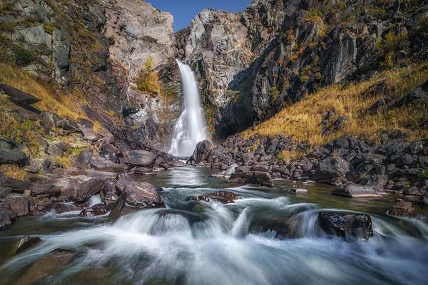 Водопад Куркаре11