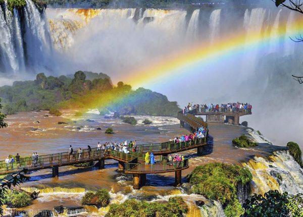 Игуасу водопад