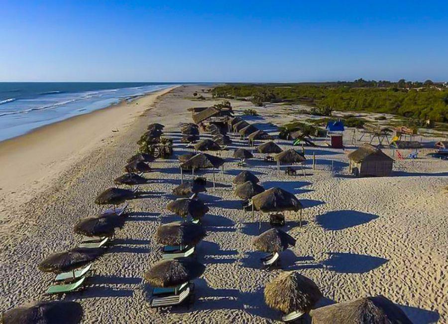 Кимони пляж