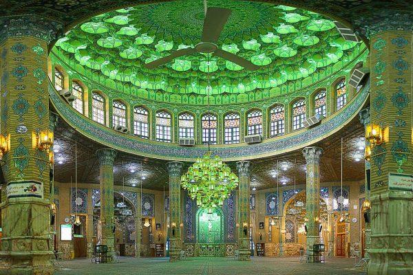 Jamkaran.Iran. Qum