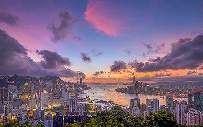 ТОП 10 смотровых Гонконга