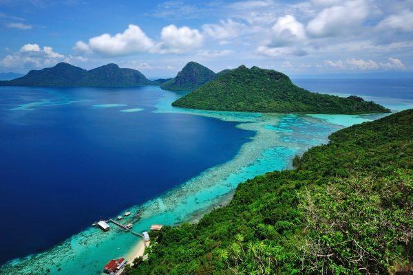Gaya island2