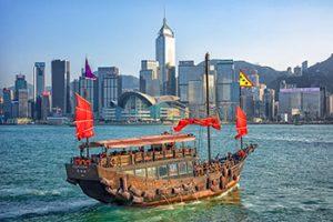 ТОП 10 мест Гонконга