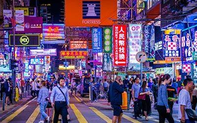 Монгкок-микс урбана и колорита