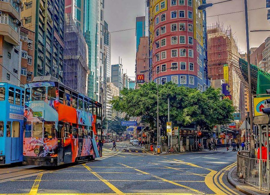 Wan Chai HK