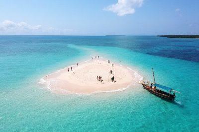 Zanzibar blue islands