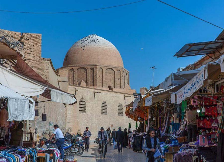 Исфахан_базар