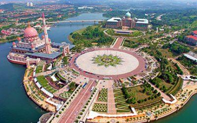 Путраджая -город будущего